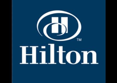 logo - hilton hotels