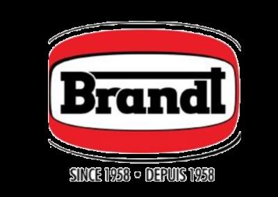 logo brandt meats
